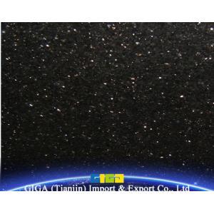 China Tuile naturelle de granit polie par 18mm de Chinois de GIGA on sale