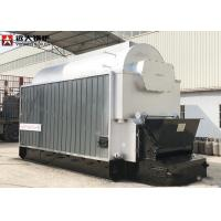 3 Ton Biomass Steam Boiler Fire Tube And Water Tube Boiler For Rice Mill