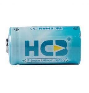 China Custom CE UN UL CR123A Lithium Batteries 3V , High Voltage CR123A Battery Pack on sale
