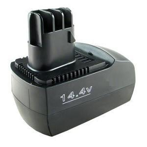 China 14.4V 3A high Capacity Li-ion Rechargeable Power Tool Battery Replacement for METABO on sale