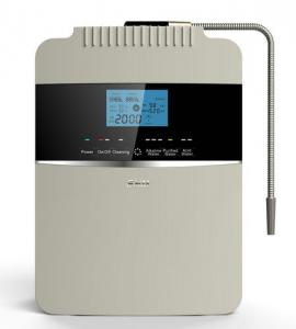 China 12000L Acrylic Touch Panel Home Water Ionizer , 3.0 - 11.0PH 150W on sale