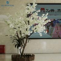 1.5 Meters Artificial Mini Sakura Cherry Blossom Tree / Indoor Silk Flower Trees