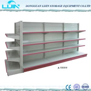 China Floor Standing Convenience Store Racks, Heavy Duty Supermarket Display Stands on sale