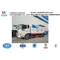 Wholesale good price dongfeng tianjin street sweeping vehicle for sale, China made famous road sweeper truck for sale