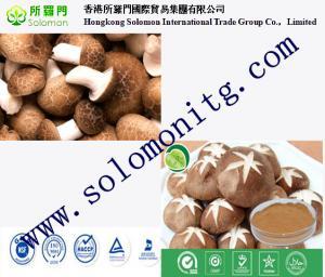 China тип выдержка 100% естественный травяной гриба шиитаке полисахарида 10%-40% - едоде Лентинула on sale