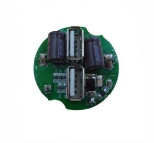China USB Charger PCB Assembly 1.2mm Thickness 1OZ FR4 Electronic Board on sale