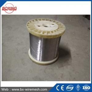 China Hot dipped galvanized wire/hot dipped galvanized iron wire/hot dipped steel wire with low price on sale