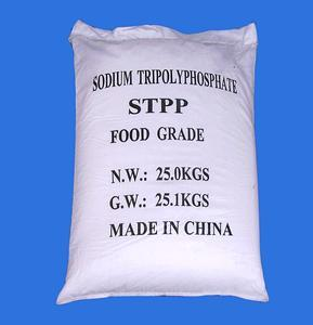 China Food Grade Sodium Tripolyphosphate (Stpp) With MSDS of 94%/96% White Powder on sale