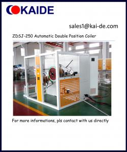 China ZDSJ-250 Automatic Double Position Coiler (Drip Irrigation Tape) on sale