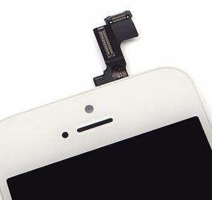 China TFT Cell Phone Touch Screen Repair Parts For IPhone 5g / 5s / 5c / 6g on sale