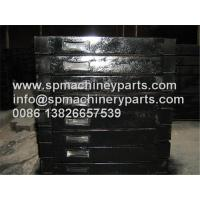 China China Supplier Direct Good Price Passenger Home Elevator Parts Steel Filler Weights For Traction Elevator on sale