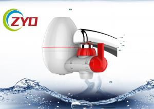 China Portable Water Purifier On Tap , High Efficiency Tap Faucet Water Filter on sale