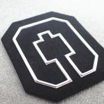 Customized Free Shape TPU Clothing Tags Labels