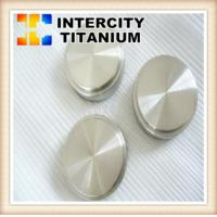99.7% 99.995% High Purity Titanium Round sputtering target