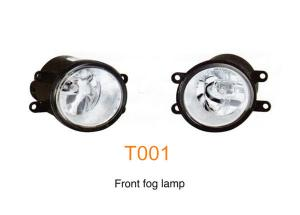 China Toyota coaster front fog lamp(T001) on sale