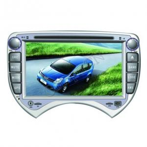 China 5.0 inch touch screen car gps and reverse camera with bluetooth AV-IN and FM on sale