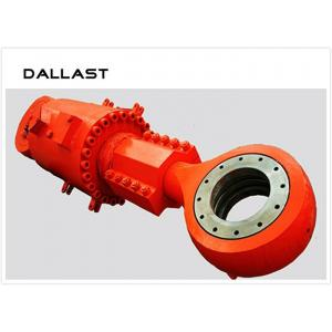 China High Pressure Hydraulic Cylinder Flange for Industrial Crane Heavy Duty on sale