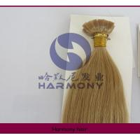 China Harmony quality hair extensions flat keratin tip on sale