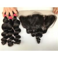 18 Inch Peruvian Human Losse Wave Yetta Hair Hair Extensions CE BV SGS