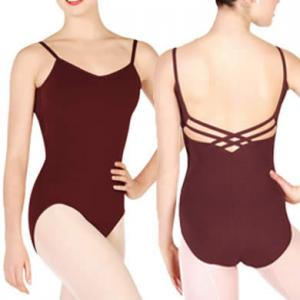 China Adult multi-back ballet leotard dance wear dance costume gymnastic leotard apparel on sale