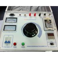 China GD-Series 50KV DC Hipot Tester / 200KV AC Hipot Tester on sale