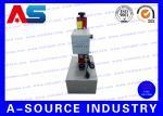 Cofre forte manual de aço inoxidável da ferramenta de friso para tubos de ensaio das garrafas 10mL