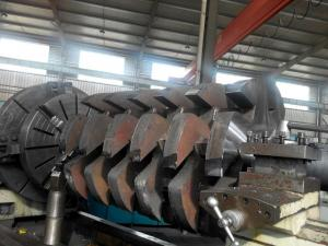 China Heavy Duty Strong 6m Plastic Crusher Machines on sale