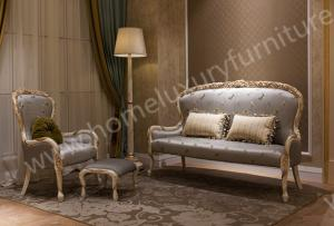 Silver Carving Loving Sofa living room furniture living room ...