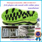 High Efficiency Rubber Shoe Mold Anti Skid High Strength Structure