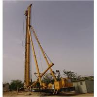Multi-Functional Hydraulic Piling Rig