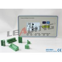 China Star Delta Start Programmable Logic Control Panel Fully Automatic Pump Stalled Protection on sale