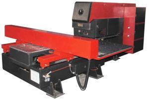 China 専門の金属板自動 CNC の打つ機械 2500mm × 1250mm on sale