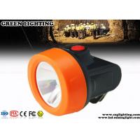 Waterproof Miners Cap Lamp , Explosion Proof Mining Hat Light with USB Charger