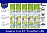 Apple Fragrance Aerosol Water Based Air Freshener Spray For Car / Hotel / Home