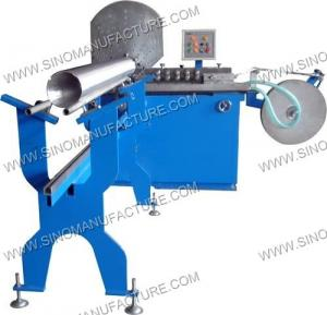 China Automatic Aluminum Duct Forming Machine SM-300-B on sale