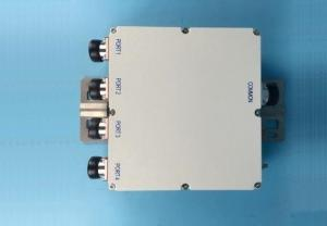 China 1.5V standing wave ratio Quad Band Combiner Low PIM / Insertion Loss for Outdoor on sale