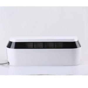 China Wholesale Air Purifier HEPA Plasma Air Sterilization Module UV Deodorization Ozone Air Cleaner For Bathroom Washroom on sale