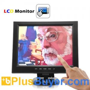 China 12 Inch Touchscreen VGA LCD Monitor - Ideal for Artists / Designers on sale