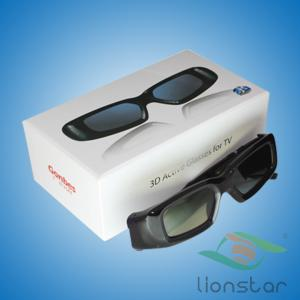 China Popular Sell Bluetooth TV 3D Shutter Glasses on sale