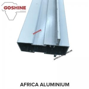 China OEM manufacturer Colombia good price powder coated aluminum sliding door on sale