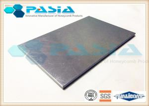 China PVDF Roller Coated Aircraft Honeycomb Panels , Lightweight Composite Panels on sale