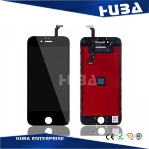 China Black Capacitive Cell Iphone Lcd Screen Repair Part For Iphone 6 on sale