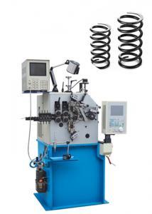 China 承認される無制限の供給の長さのセリウムが付いている2つの軸線のサーボ モーターばねの巻く機械 on sale