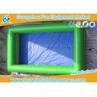 Double Layers Inflatable Swimming Pool For Adults With OEM ODM Service