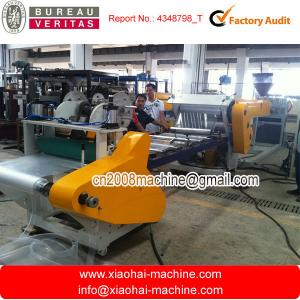 China pp film making machine on sale