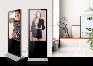 """China 42"""" interactive standalone LCD Digital Signage Display totem with software on sale"""