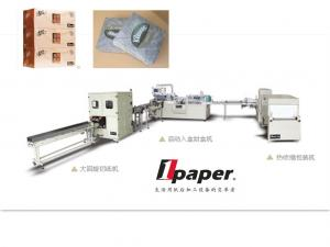 China End Of Line Packaging Machinery with Servo Motor Instruction Folding 30 - 80 Boxes / Minute on sale
