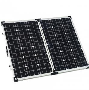 China 2 X 30W Aluminum Frame Home PV Solar Panels Systems For Charging 12V Battery on sale