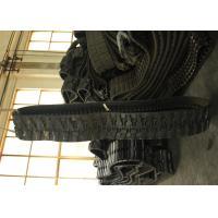Hanlyma Hl518b Excavator Rubber Tracks Low Noise 320mm X 52.5mm X 102 Links