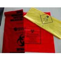 Autoclavable Biohazard Bags, Medical Waste Bags, Hot sales in United States 44Gallon Biohazardous Waste Bag \PE type